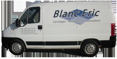 Bus Eric Blanc